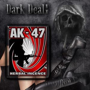 AK 47 3g legale Räuchermischung