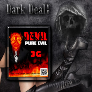 Devil 3g legale Räuchermischung