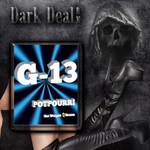 G13 2g legale Räuchermischung
