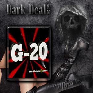 G20 2g legale Räuchermischung