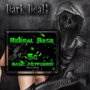 Herbal Base 5g legale Räuchermischung