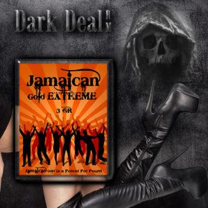 Jamaican Gold Extreme 3g legale Räuchermischung