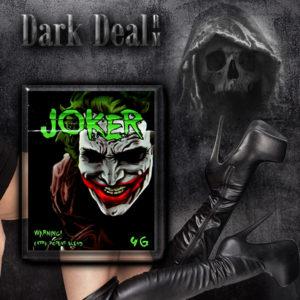 Joker 4g legale Räuchermischung