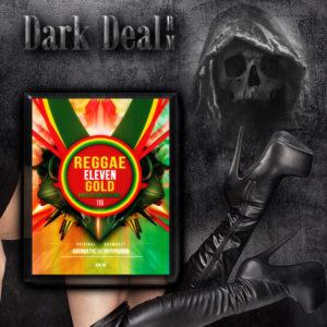 Reggae Eleven Gold 11g Legal Highs